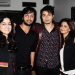 Ali Zafar with Friends