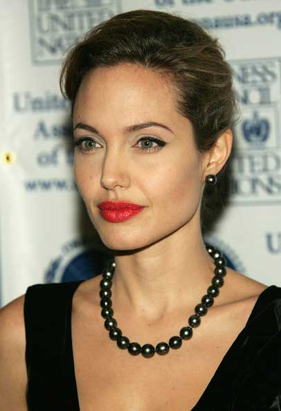 Angelina Jolie Hairstyle 2010 – Awesome Pictures Gallery