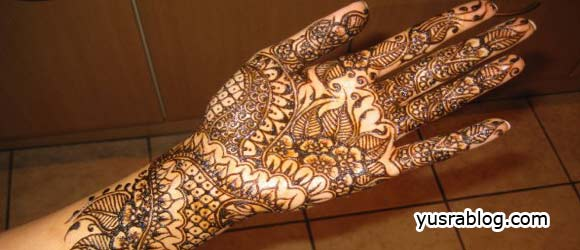 Mehndi by Ayesha – Famous Mehndi Artist Designs Collection