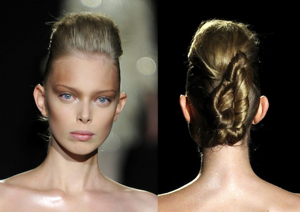 2010 Runway Hairstyles Trends for Women - Photo Gallery - YusraBlog.com