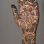Indian Mehndi Designs Photo Gallery