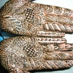 Indian Mehndi Designs Pictures Gallery