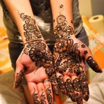 Indian Party Henna Designs