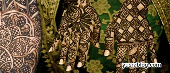 Indian Party Mehndi Designs for Hands 2010 – 2011 Collection