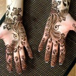 Indian Party Mehndi Designs