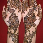 Indian Party Mehndi Designs Latest Collection