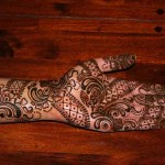 Indian Party Mehndi Designs for Hands