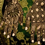 Indian Party Mehndi Style