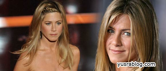 Top Star Jennifer Aniston Hot Hairstyles Pictures Gallery