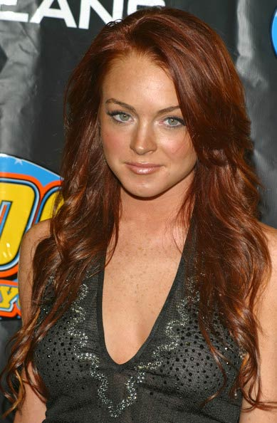 Lindsay Lohan Latest Hairstyles 2010 Photo Gallery