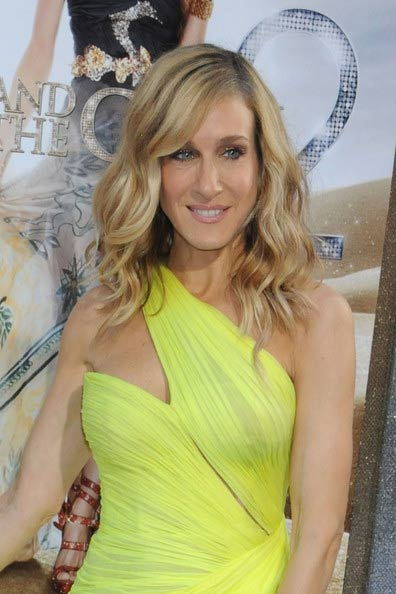 Sarah Jessica Parker Different Hairstyles Photo of 2010