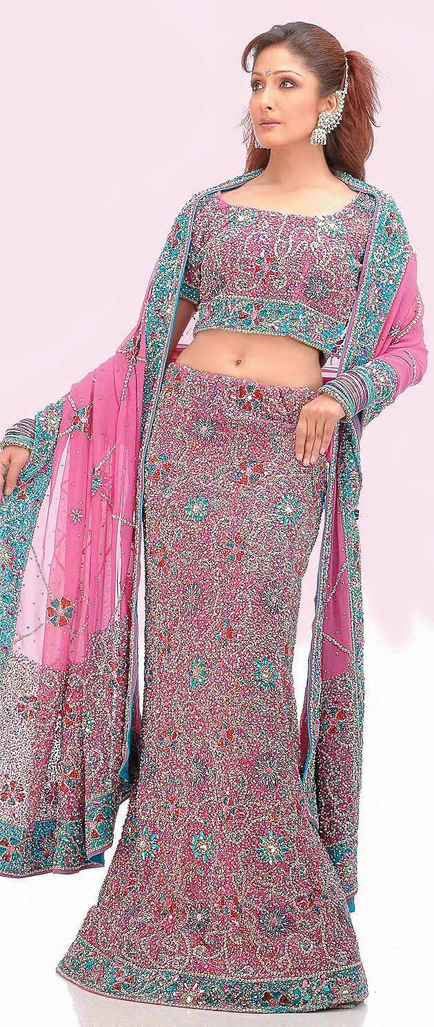 Heavy Dupatta Designs For Bridal New Collection 2010 New