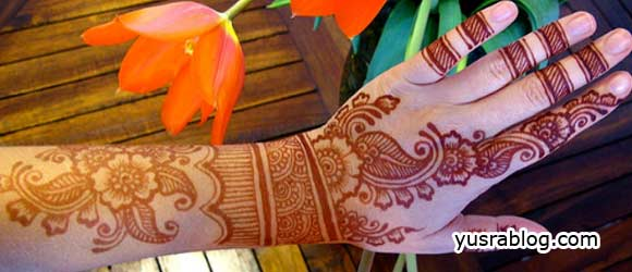 Party Henna Mehndi Designs for Hands 2010 – 2011 Collection