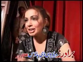 Sehar Khan Stage Dance Video