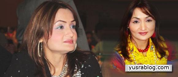 Pakistani Folk Singer Shazia Khushk - YusraBlog.com