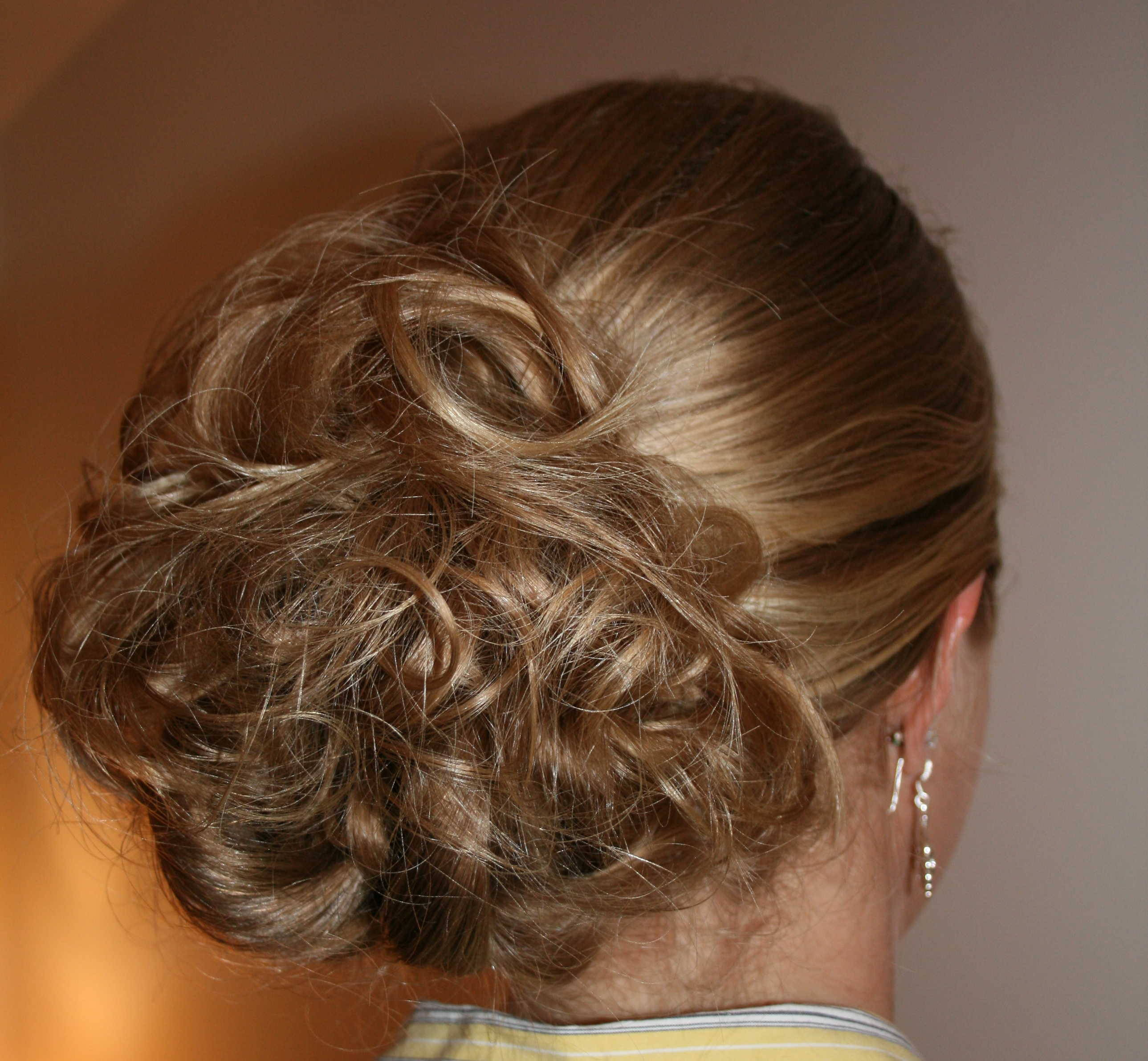 15 Gorgeous Updo Wedding Hairstyles For Brides Bride Updo ...
