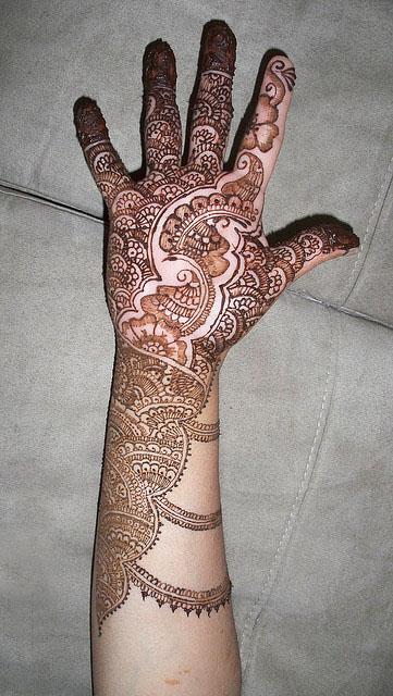 Indian Mehndi Designs for Arm – Unforgettable Selection