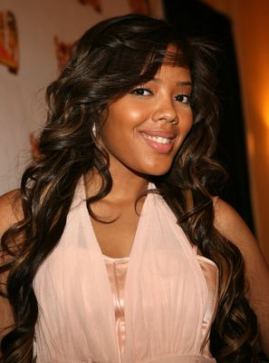Angela Simmons Hairstyles – New Fashion All The Time