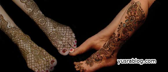 Arabic Mehndi Designs for Legs – Awesome Collection