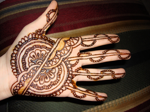 Pakistani Mehndi Designs for Hands – Elegant Collection