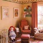 How To Prepare The Baby Nursery: Creative Decor Ideas