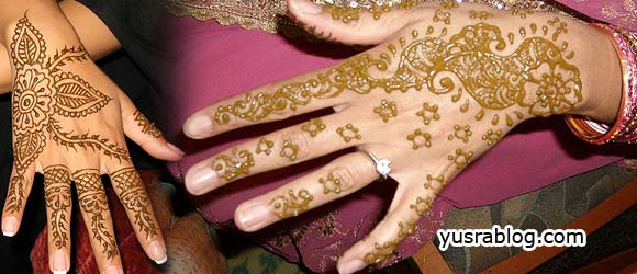 Indian Mehndi Design for Back Hand – New Pictures Collection 2010