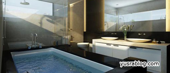 Best Bathroom Makeovers Ideas: Modern Interior Designs
