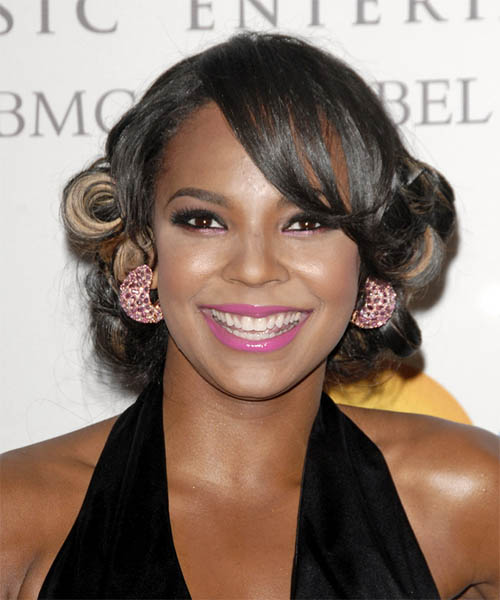 Ashanti Hairstyles for Girls and Trendy Hiarcut Gallery