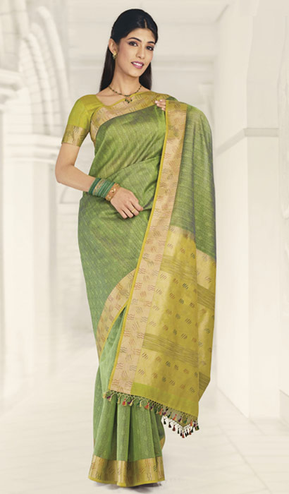 Cotton Sarees New Styles – Decent Design for You