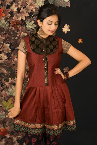 Kurtis Design for Girls and Sizzling Photo Collection