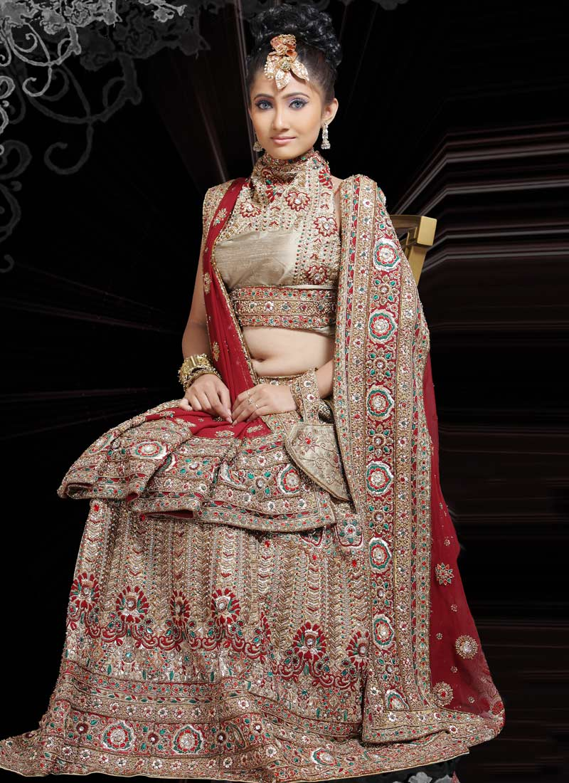 Ghagra Choli Design for Wedding: Outstanding Photo Gallery ...