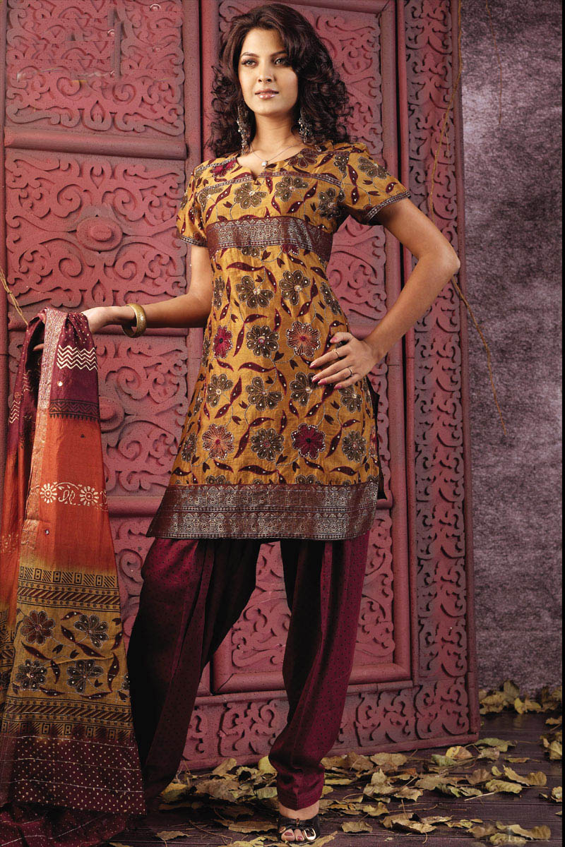 Designer Salwar Kameez Fashion: 20 Creative Concepts