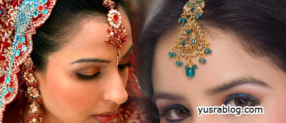 Best Tikka Jewelry Designs for Bridal 2010 Pictures Gallery