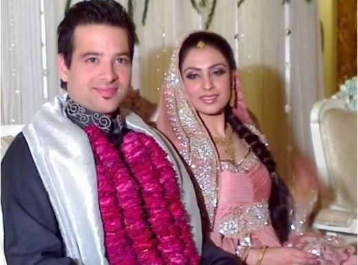 Meekal Zulfiqar Wedding Pics