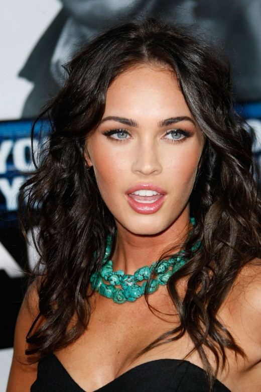 megan fox 2011 plastic surgery. Celebrity Megan Fox After