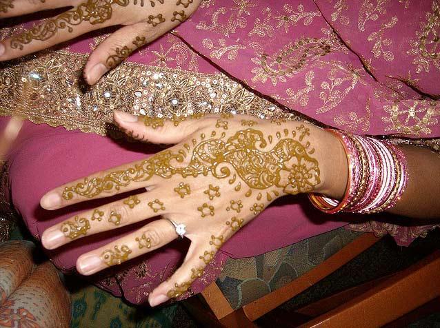 Falguni Rajpara Bridal Mehndi Designs : Mehandi designs for bride hot bridal mehendi by