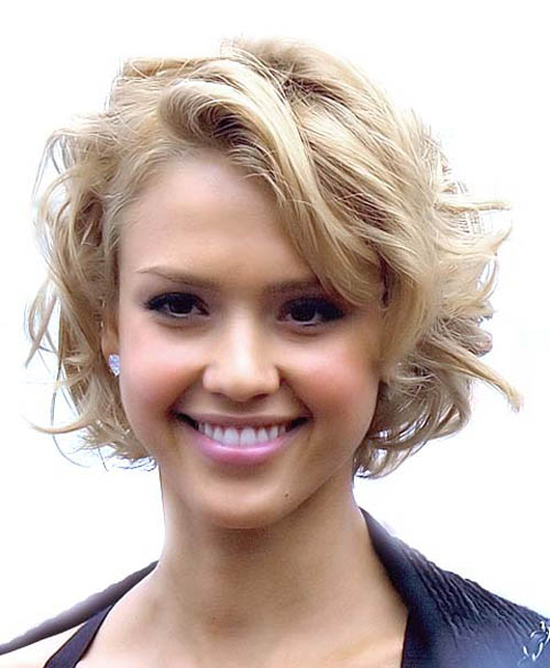 The Captivating Short Hairstyles For Wavy Hair1 Image