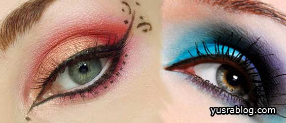 Pakistani Indian Bridal Eye Makeup and Beautiful Tips