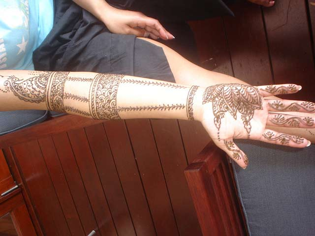 Mehndi Patterns Photos Pictures Pics Images