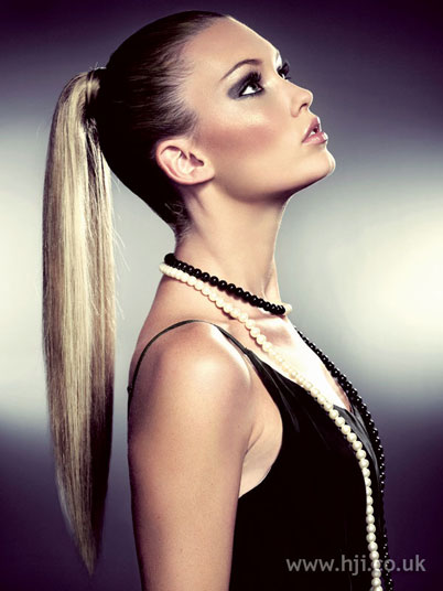 pony tail hairstyles. 15 Easy Ponytail Hairstyles