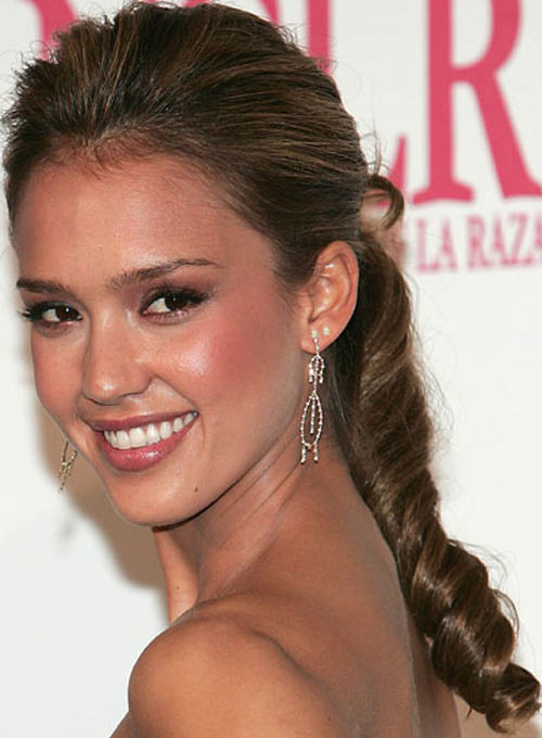 celebrity ponytail hairstyles. Ponytail Hairstyles Trend