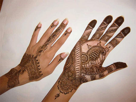 African Mehndi Designs – Dazzling Selection