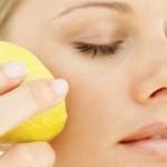 Natural Acne Treatment With Lemon