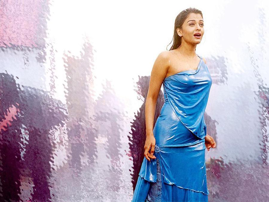 Aishwarya Rai Wet Dress In Rain Yusrablog Com