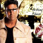 Akshay Kumar Winter Coat Dress