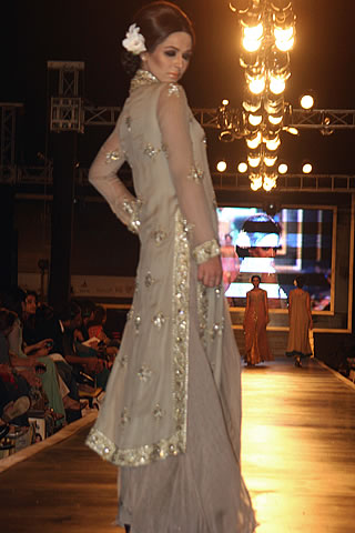 Awesome Collection of Mehdi Bridal Dresses Collection - Mehdi Pakistani Designer Collection at Bridal Couture Week 2010