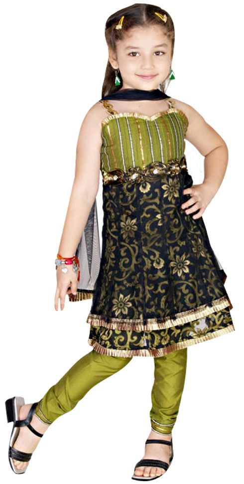 Eid Salwar Kameez For Kids: Showcase of Best Designs