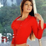Ayesha Takia Latest Red Dress Picture