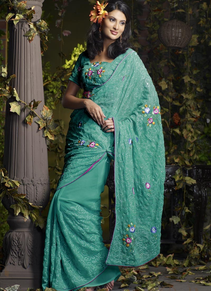 Designer Sarees Fashion: 15 Glamorous Collection