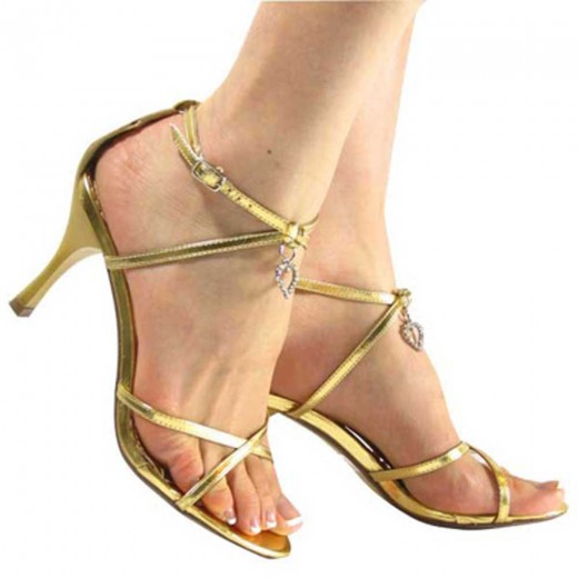 Designer Women High Heel Shoes for Party 520x520 - Designer Shoes For Women: Latest Designs Collection